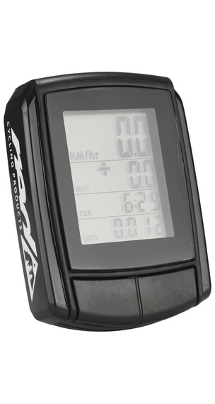 Red Cycling Products X8 - Compteur sans fil - noir